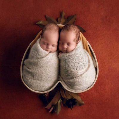 Baby Jesse & Luka
